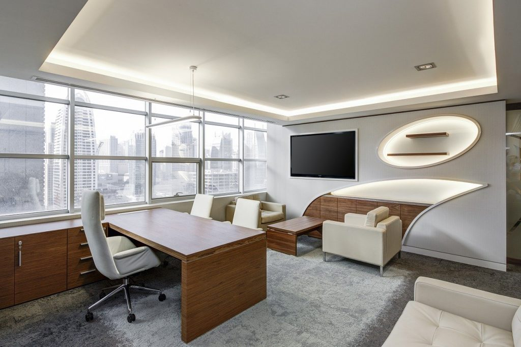 office, sitting room, executive